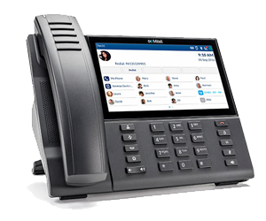 Mitel telefoon enterprise